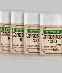 Cannabis indica N6,N30,N200,N1000