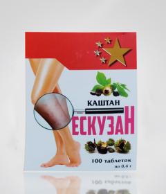 Каштан Эскузан