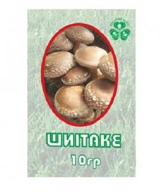 Купить Шиитаке (Украина) 10 г
