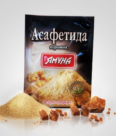 Асафетида пищевая добавка