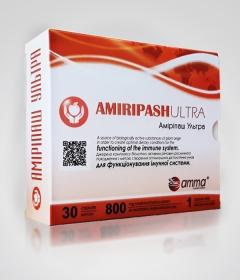 Амирипаш ультра - комплекс растительного происхождения для функционирования и укрепления иммунной системы