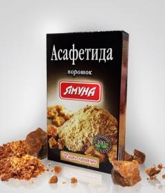 Асафетида пищевая добавка 100 гр (нет в наличии)
