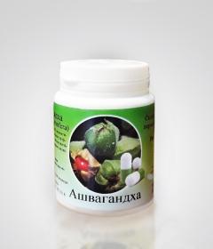 Ашвагандха - натуральный препарат для восстановления нервной и репродуктивной системы человека, иммуномодулятор