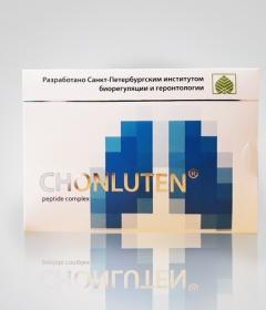 Хонлутен 60- пептидный комплекс для нормализации функционирования  лёгких и слизистой оболочки бронхов - купить, цена, фото, описание, доставка