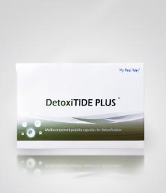 Detoxi TIDE PLUS – многокомпонентный пептидный биорегулятор для очищения и, как следствие, восстановления защитных функций организма