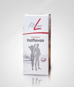 FitLine Isoflavone - продукт с содержанием изофлавонов из цельного ростка сои, созданный по уникальной ФитоСолв технологии в жидкой форме для улучшенного биоусвоения.