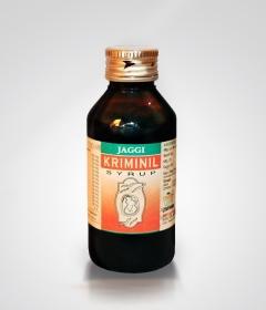 Криминил сироп - противогельминтное средство, уничтожающее, контролирующее и препятствующее появлению паразитов