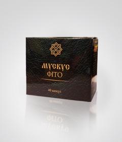 Мускус Фито - натуральное средство из секрета желез сибирского бобра, корней валерианыи и цветов розы - купить, цена, фото, описание, доставка
