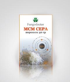 Сера МСМ (Метилсульфонилметан) - для восстановления поврежденных тканей, укрепления иммунитета и снижения воспаления