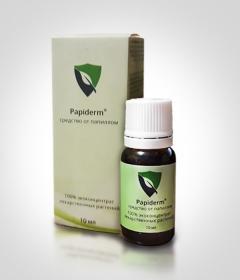Нативный природный продукт на основе натуральных компонентов, действие которого направленно на комплексное устранение папилломавирусной инфекции человека