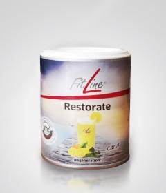Restorate Citrus Dose FitLine - источник веществ для построения и поддержания состояния костей, мышц, кожи, для протекания ферментного обмена веществ и иммунитета
