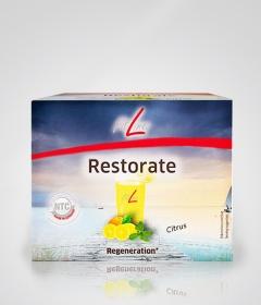 Restorate Citrus FitLine - источник веществ для построения и поддержания состояния костей, мышц, кожи, для протекания ферментного обмена веществ и иммунитета