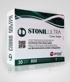 Стонил ультра - комплекс веществ растительного происхождения для функционирования мочевыделительной системы