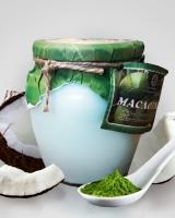Кокосовое Масло ГХИ с хлорофиллом