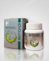 Фитолон 60 таблеток - содержит хлорофилл, который воздействует на кровь почти как гемоглобин – он повышает в ней уровень кислорода и ускоряет азотистый обмен